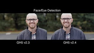 GH5 Autofocus Comparison with Firmware 2.4. Did it improve?