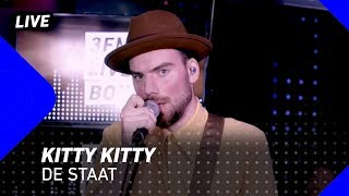 De Staat - KITTY KITTY | 3FM Live