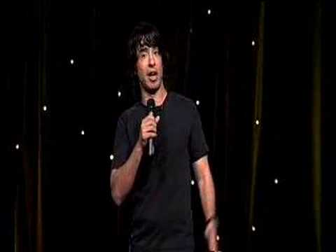 Arj Barker - Digital vs Regular Watch