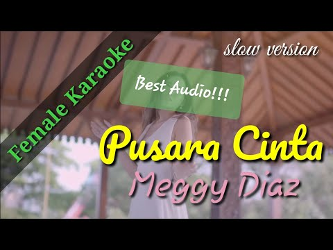 Download Pusara Cinta - Meggy Diaz  female karaoke  Mp4 baru