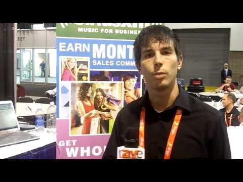 CEDIA 2013: SiriusXM Talks About Music for Business