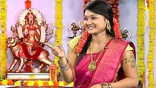 Dasara Special Ruchi Chudu with Heroine Priyanka Rao