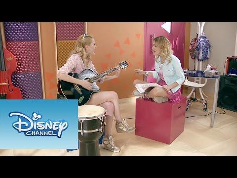Violetta: Momento Musical: Violetta y Ludmila cantan Si Es Por Amor
