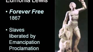 ARTH 4117 19th Century 5:  Edmonia Lewis