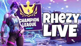 SEASON 10 COUNTDOWN LIVE NOW || AREAN GAME PLAY || Champion League || Fortnite Battle Royale