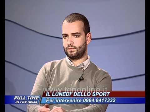TEN – FULL TIME 24-10-2011 – Il lunedì dello sport