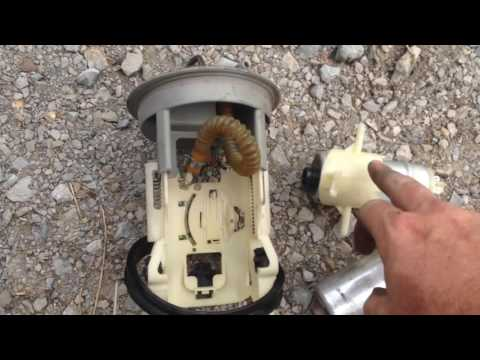 BMW E46 Will Not Start? Step By Step Fuel Pump Replacement 316i 318i 320i 323i 325i 328i 330i M3