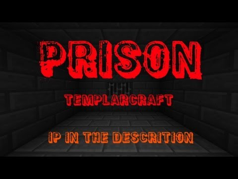 Prison Server Review/Showcase - TemplarCraft - [FIXED IP] - Minecraft 1.7.4