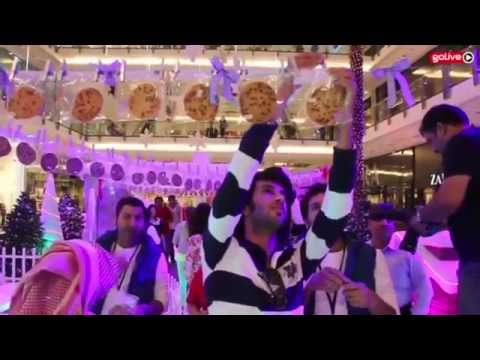 Cookie for a Cause event held at Bahrain City center