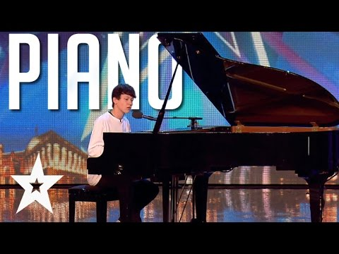 5 Beautiful Piano Covers On Got Talent