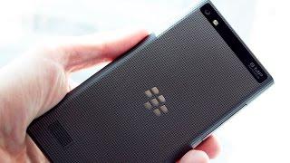 BlackBerry Leap обзор
