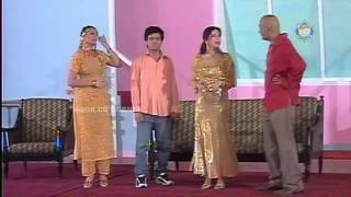 Time Pass Zafri Khan and Tariq Teddy New Pakistani Stage Drama Full Comedy Show