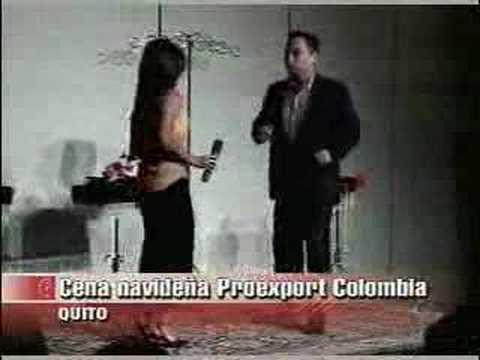 Cena Navidena Proexport Colombia