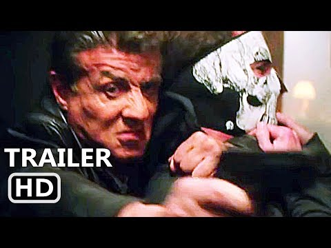 ESCAPE PLAN 2 Official Trailer (2018) Sylvester Stallone, Dave Bautista Action Movie HD
