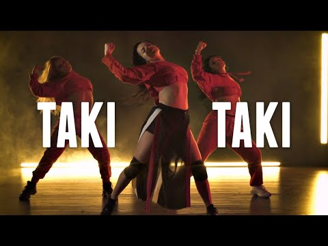 DJ Snake - Taki Taki ft. Selena Gomez, Cardi B, Ozuna - Dance Choreography by Jojo Gomez Ft. Nat Bat MP3