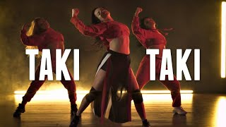 Download lagu DJ Snake - Taki Taki ft. Selena Gomez, Cardi B, Ozuna - Dance Choreography by Jojo Gomez Ft. Nat Bat