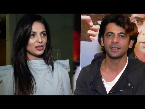 Sunil Grover And Anjana Sukhani Interview - Coffee with D Movie 2016