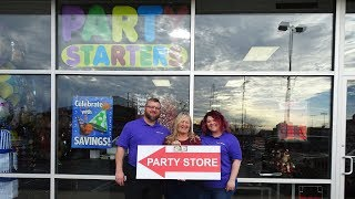 Party Store Grand Opening Stories: Party Starters | DPS Testimonials