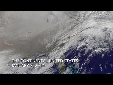 The Polar Vortex Explained in 2 Minutes