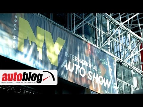 2014 New York International Auto Show | Autoblog