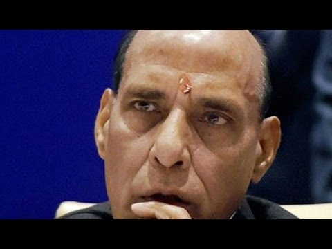 Bail granted to Lakhvi 'unfortunate': Rajnath Singh
