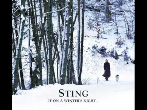 Sting- If on a winter's night (full album)
