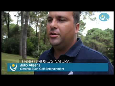 TORNEO DE GOLF URUGUAY NATURAL