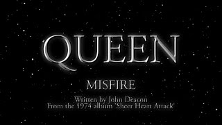 Watch Queen Misfire video