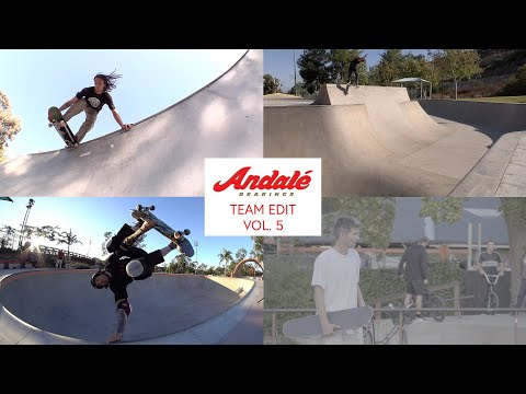 Andale Team Edit Vol. 5 Vert Bros