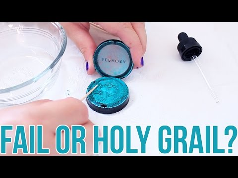 Beauty Hacks: Fail Or Holy Grail? ♥ Fix Broken Makeup | Ellko