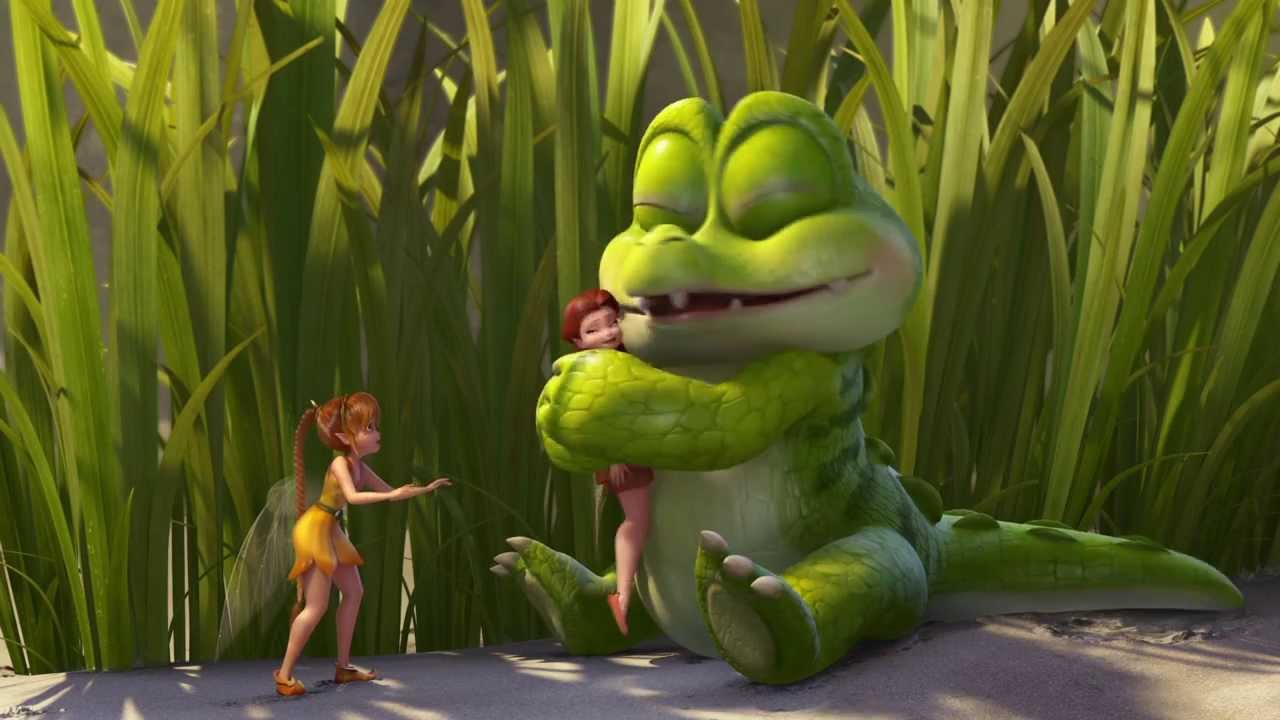 Clochette et la f e pirate extrait le b b crocodile le 2 avril au cin ma hd youtube - Fee clochette et ses copines ...