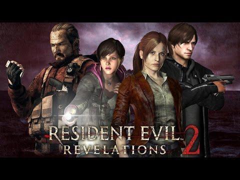 Ayo Main Resident Evil 2 Revelations & GTA Online LIVE INDONESIA