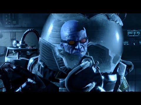 Batman: Arkham Origins - Cold. Cold Heart Trailer