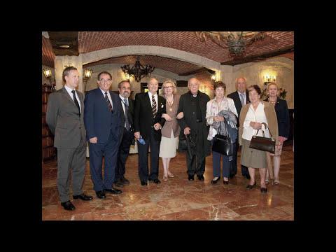 Josefa del Milagro Blanco Rodríguez: Dama de Honor de la FNFF (4 de diciembre de 2014)