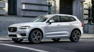 Volvo XC60 2018 Car Review