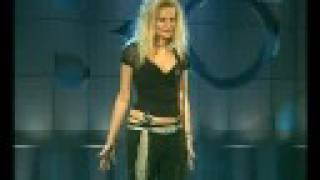 Blondyna - na stojaka - casting (Best Picture Quality)