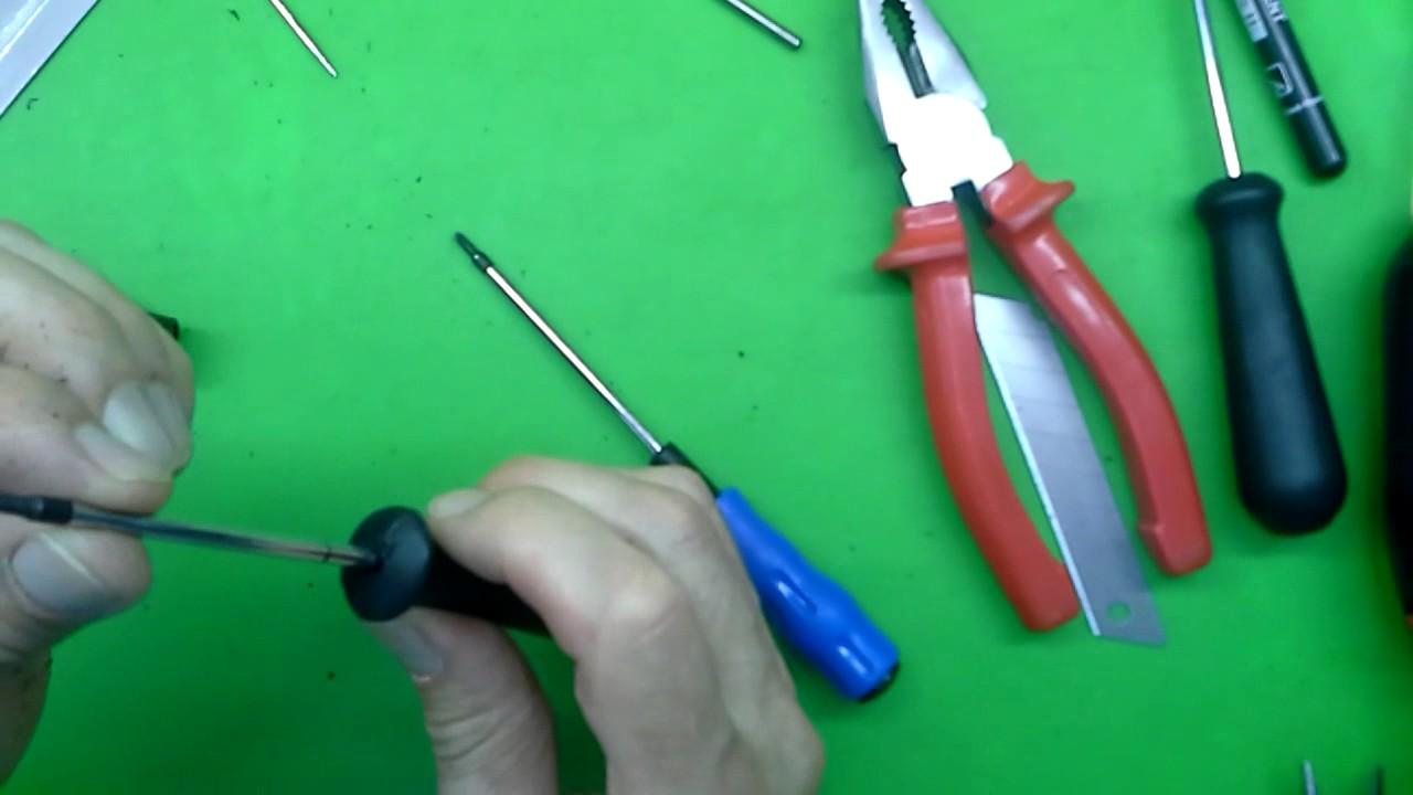 Как сделать ручку для отвёртки своими руками