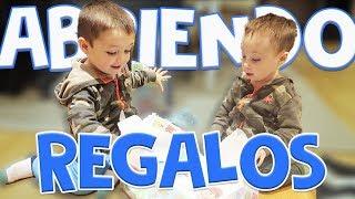 ABRIENDO LOS MEJORES REGALOS 🎁 NURYCALVO Y SU FAMILIA vlog diario