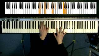 Herbie Hancock Butterfly Tutorial on Fender Rhodes piano