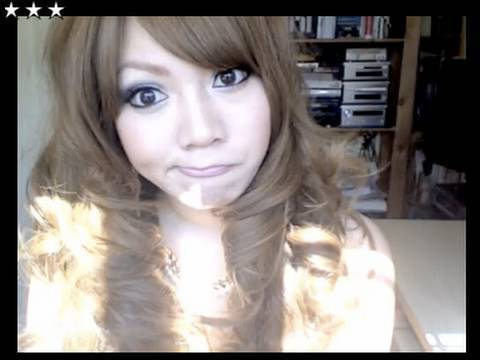 Tags:japanese girly curls hot rollers kawaii ulzzang gyaru asian hairstyle