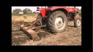 Mixing SSP in Soil  Hindi Access Madhyapradesh