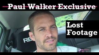 Paul Walker Last GT-R Test Drive