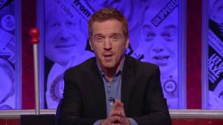 Damian Lewis hosting 'Have I Got A Bit More News For You' (03 Nov 2014)