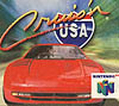 Classic Game Room HD CRUISN USA For Nintendo 64