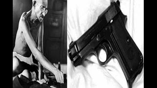 Mahatma Gandhi was shot dead with this pistol