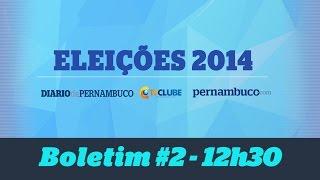 #2 Boletim Elei��es 2014 [SEGUNDO TURNO]