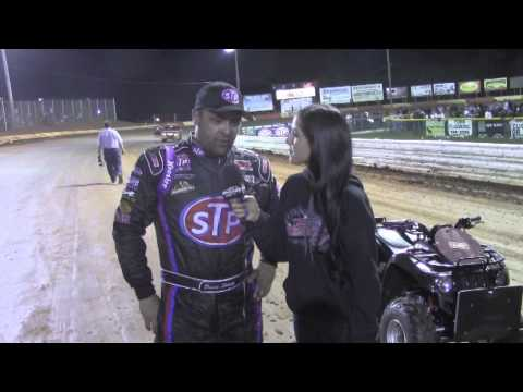 PA Posse racer Danny Dietrich tops the World of Outlaws STP Sprint Car Series stars in the Gettysburg Clash at Lincoln Speedway for the second consecutive year. - video thumbnail image