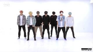 BTS ????? - DNA (mirrored dance practice)