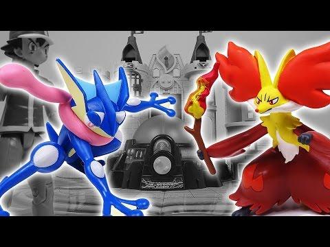 Pokémon Mega Battle Chateau Evolution Match Play - DuDuPopTOY