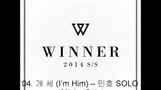 Download Lagu [Full Album] WINNER – 2014 S/S [VOL. 1] (MP3) + FULL ALBUM DL Gratis STAFABAND